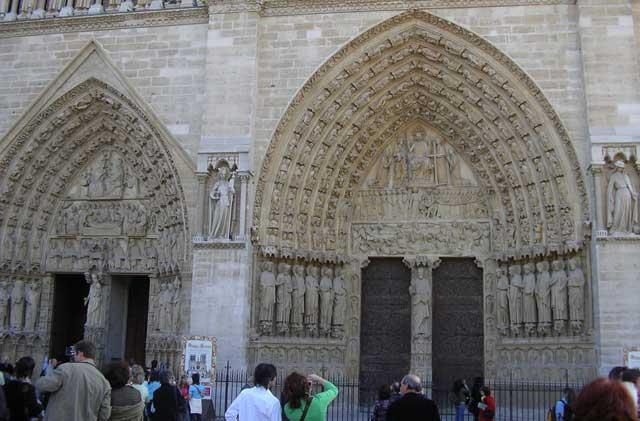 Notre Dame de Paris, Собор Парижской Богоматери
